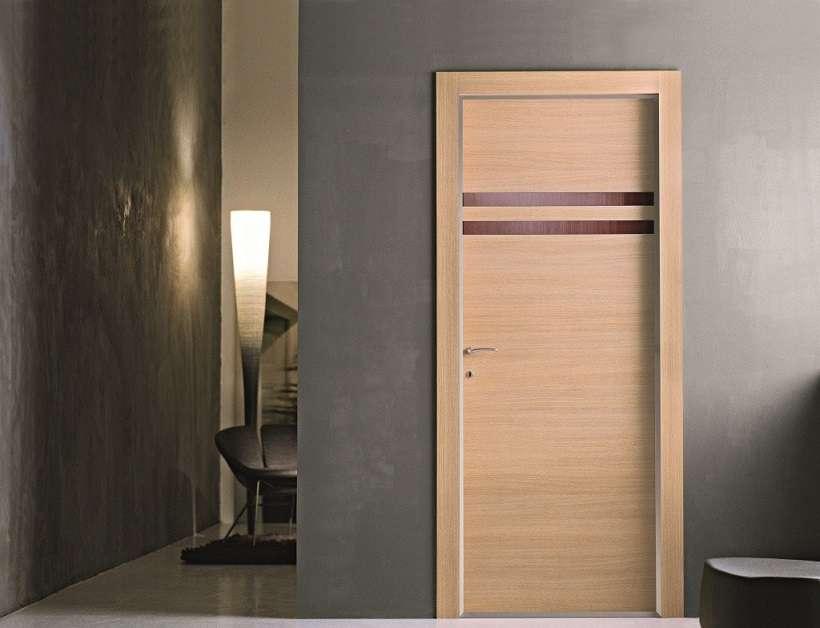 7 преимуществ дверей шпонированных