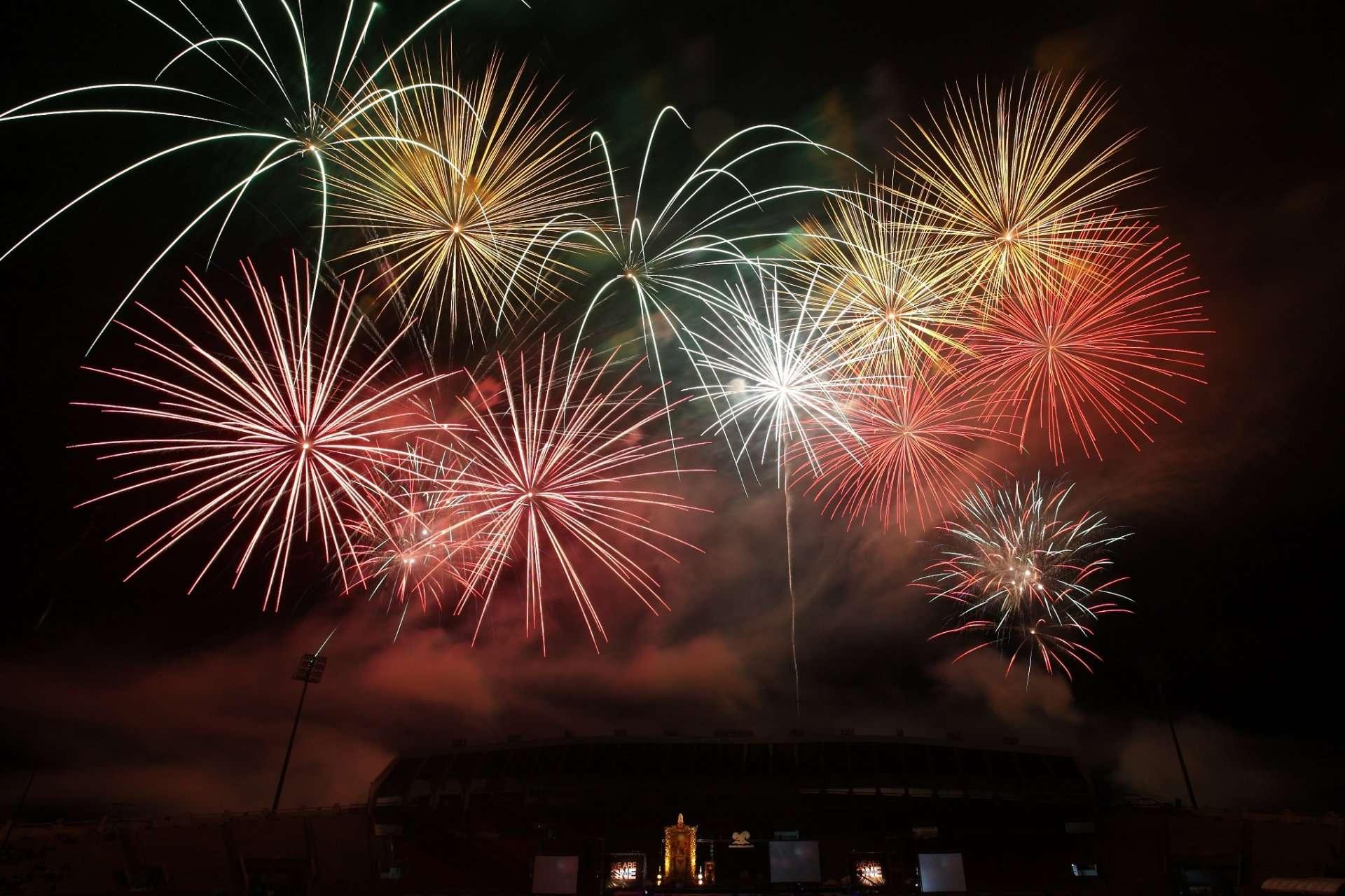 Фейерверки к новому году от компании Svyato market: что можно купить