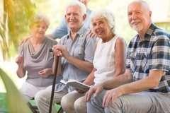 Щаслива старість для кожного!